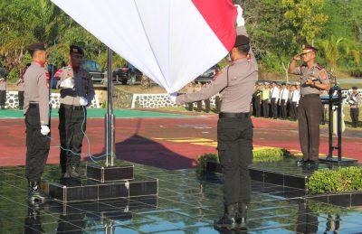 Kapolres Nunukan Ingatkan Sikap Promoter