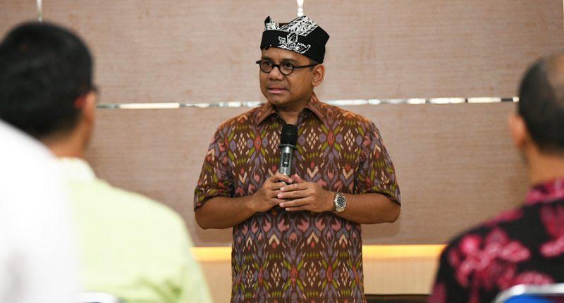 Wamenkeu: Pimpinan Harus Bisa Mengayomi dan Bersinergi Jaga Ekonomi