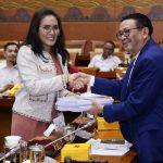 Rieke Diah Pitaloka Sarankan Pansus DPR Tuntaskan 'Global Bond' Pelindo II