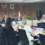 LBP Menawarkan Ke Konglomerat Australia Investasi di Kaltara