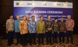 Beli Gas Masela, PLN Terus Tingkatkan Pemanfaatan Energi Bersih