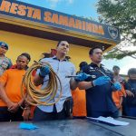 Polisi Bongkar Komplotan Pencuri Komponen Ekskavator Senilai Rp4 Miliar