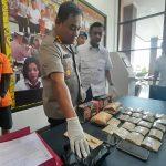 Polisi Samarinda Ungkap 2 Kg Sabu, Pengendalinya Dari Lapas Tenggarong
