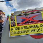 Napi Meninggal Babak Belur, Warga Kukar Demo Lapas Samarinda