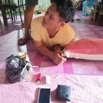 Digerebek Polisi, Alif Gagal Jualan Sabu