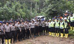 Tim Gabungan TNI-Polri Berhasil Tutup 23 Lubang Tambang di Gunung Pongkor