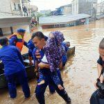 Banjir Mulai Surut, 576 Gardu Listrik di Jakarta dan Banten Kembali Normal