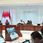 Presiden Ingatkan Kementerian/Lembaga dan Pemda Percepat Realisasi Belanja