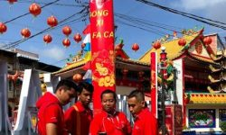 Cap Go Meh di Singkawang, Telkomsel Gelar Jaringan Berteknologi 4,9G