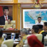 Irianto Usulkan Peningkatan Status Kecamatan Tanjung Selor Menjadi Kota