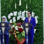 Presiden: RI-Singapura Bahas Kerja Sama dalam Pengembangan SDM