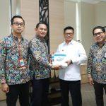 Gubernur Terima Kepala Kanwil DJPb, Indra Soeparjanto