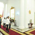 Presiden Ucapkan Terima Kasih Kerja Keras K/L Tangani Virus Corona
