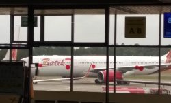Usai Angkut WNI Tinggalkan Wuhan, Batik Air A330 PK-LDY Disterilisasi