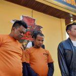 Resahkan Sopir, Dua Bandit di Samarinda Diringkus Polisi