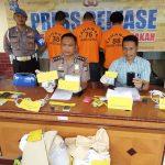 Tiga Pemuda Tepergok Bawa 2 Kg Sabu di Pelabuhan Malundung