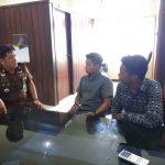 Mahasiswa Cek Kejelasan Tindaklanjut Dugaan Korupsi Pasar Rawa Indah