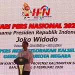 Hari Pers Nasional 2020, Presiden Sebut Peran Vital Pers Ikut Membangun Bangsa