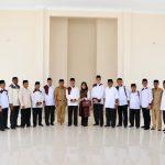 Wali Kota Resmikan Masjid Sumbangan Warga Samarinda di Palu