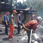 Rumahnya Terbakar, Yaumi Histeris Lalu Pingsan
