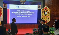 Jadi Kepala BI Kaltara yang Baru, Yufrizal Dapat Pesan dari Gubernur BI