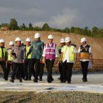 Tinjau Proyek Tol Sigli-Banda Aceh Seksi 4, Presiden: Insyaallah Libur Lebaran Bisa Dipakai