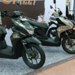 Generasi Kelima Honda Beat Mengaspal di Samarinda