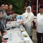 Pasangan Siti Qomariah-Ansharullah Gagal di Tahap Awal
