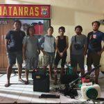 Maling di Sekretariat Pelajar Muhammadiyah Tarakan Ditembak
