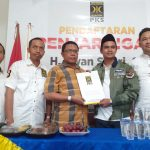 Irwan Sabri Kembalikan Berkas Bacalon Wagub ke PKS