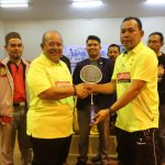 Kejuaraan Bulutangkis KPC Jadi Momen Keakraban Antar Karyawan