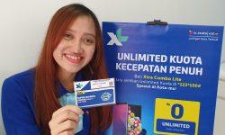 Pelanggan Baru XL Dimanjakan Paket Data Unlimited Kuota 1 Jam