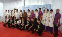 Misi Kemanusiaan Beres, Bos Lion Air Group Apresiasi 18 Awak Pesawat Batik Air