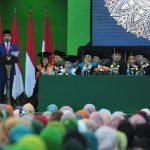 "Jokowi: ""Saya Pernah Baca Buku Aswaja Karangan KH Asep Saifuddin Chalim"""