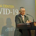 WNA Positif Virus Korona Tidak Akan Diumumkan Asal Negaranya