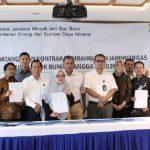 Kontrak Jargas 6 Lokasi Diteken, Termasuk di Kaltim dan Kaltara