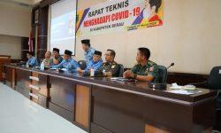 Covid-19, Tujuh Orang Dalam Pemantauan RSUD Abdul Rivai Berau