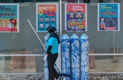 Kasus Virus Corona di Indonesia Diprediksi Capai Lebih dari 8.000