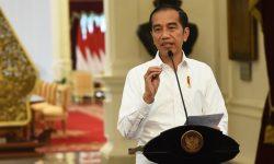 Pernyataan Presiden RI Usai Tinjau RS Darurat Penanganan COVID-19 di Jakarta