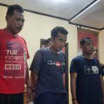 Tiga Maling Spesialis Bobol Ruko di Samarinda Ditangkap