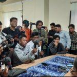 Wartawan Diminta Sampaikan Informasi Valid Soal Pemberitaan Virus Corona
