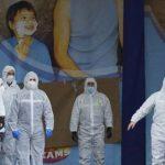 Angka Kematian Akivat Virus Corona di Spanyol Lampaui China