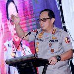 Kapolri: 31 Maret Penyemprotan Disinfektan Serentak Seluruh Indonesia