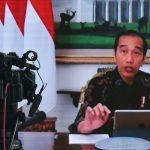 Presiden Jokowi: Pembatasan Sosial dan Lalu Lintas Masih Wajar
