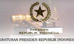 Presiden Teken Perpres Nomor 33 Tahun 2020 tentang Standar Harga Satuan Regional