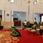Presiden: Tantangan Ekonomi Saat Ini Tidak Mudah, Jangan Bekerja Rutinitas