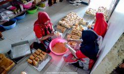Roti Gulung Samarinda Dipasarkan Hingga ke Kalimantan Tengah