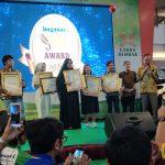 Roti Gepeng Samarinda Ini Sabet Penghargaan Nasional di Bandung