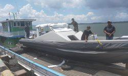 Sea Rider Perkuat Alutsista di Lanal Nunukan