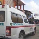 Serukan Pencegahan Covid-19, Pemkab Kutim Keliling Pakai Ambulan